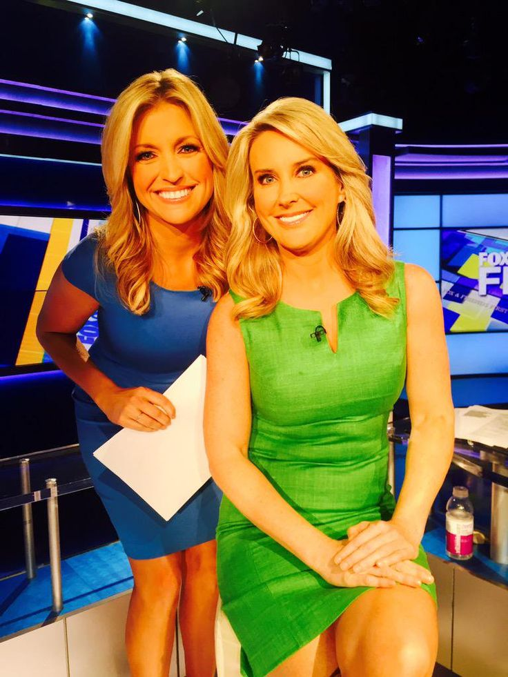 Ainsley Earhardt Amp Heather Childers The Beautiful Women