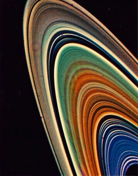 If you ever get to see the rings of Saturn through a major telescope, you will forever be amazed.