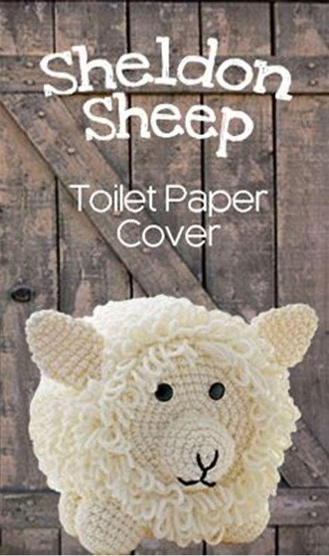 Image Result For Crochet Toilet Roll Cover Pattern Crochet