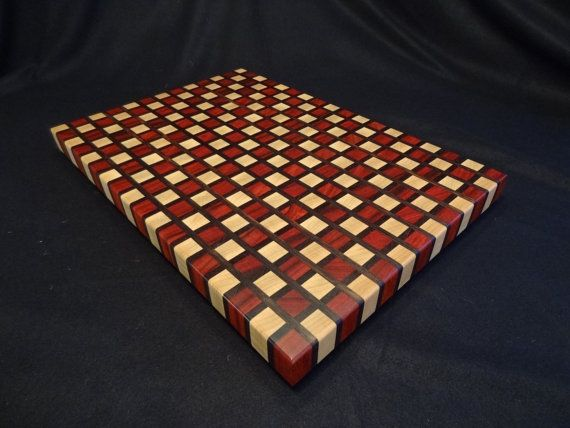 End Grain Cutting Board Plans Pdf Woodworking Projects