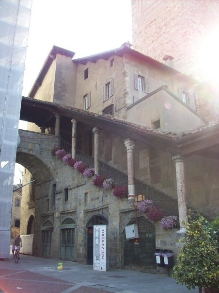 Bergamo, Italy.