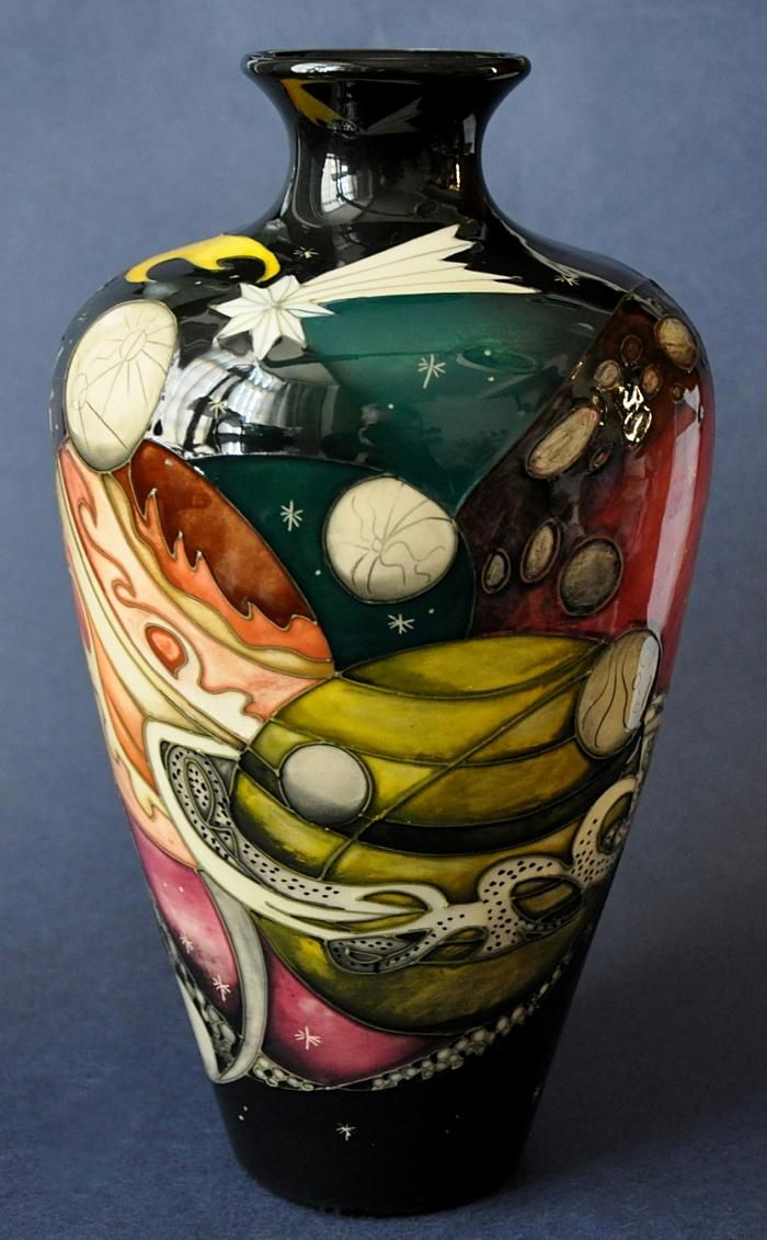 459 best moorcroft images on pinterest porcelain pottery and moorcroft pottery the planets 729 22cm in height http reviewsmspy