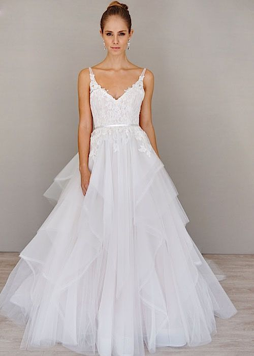 Alvina Valenta Wedding Dresses 2016 - MODwedding