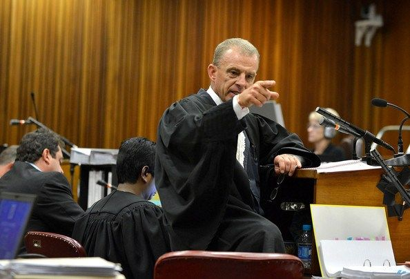 Share this on WhatsApp VIEWED 19 TIMES Gerrie Nel could still pursue Oscar Pistorius by Dwight Fraser The man who laid out the murder case against Paralympic star Oscar Pistorius has resigned as South African prosecutor to join a civic group that plans to bring private prosecutions in criminal cases that the state opts not