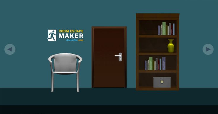Room Escape Maker is a free online application to create Escape The Room games. Build challenging casual point and click games with puzzles, hidden objects, safes with combination locks, and much more.