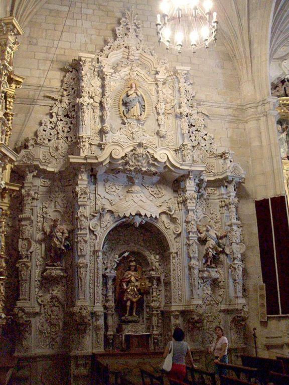 Retablo de San Miguel **