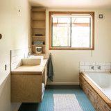 Open Plywood vanity | Vanities | Make Furniture