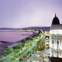 La Croisette, Cannes, France