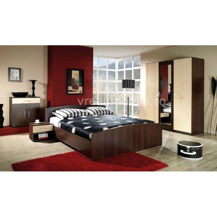 Mobilier dormitor Amado