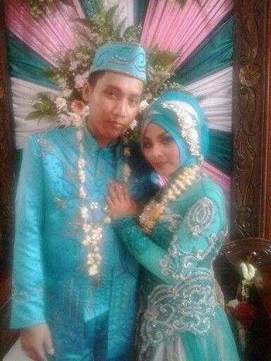 My MakeUp For Wedding||Wedding muslim|| Hijab Styling||Menerima Panggilan MakEup Ke tempat || Just info via BBM: 56CE94AF ||WA : 085718213642