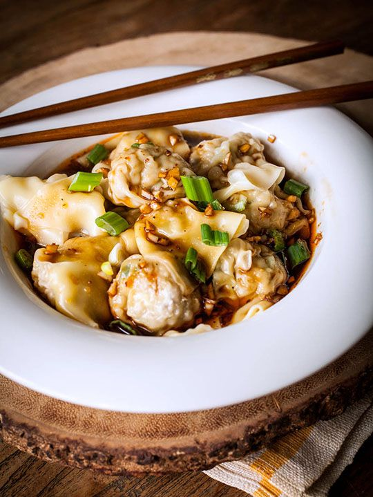 151 best chinese food images on pinterest chinese cuisine chinese sichuan wontons new video healthy eating recipesyummy recipeswonton recipesasian food forumfinder Gallery