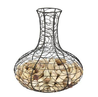 Decanter Wine Cork Holder Wine Gifts & Accessories
