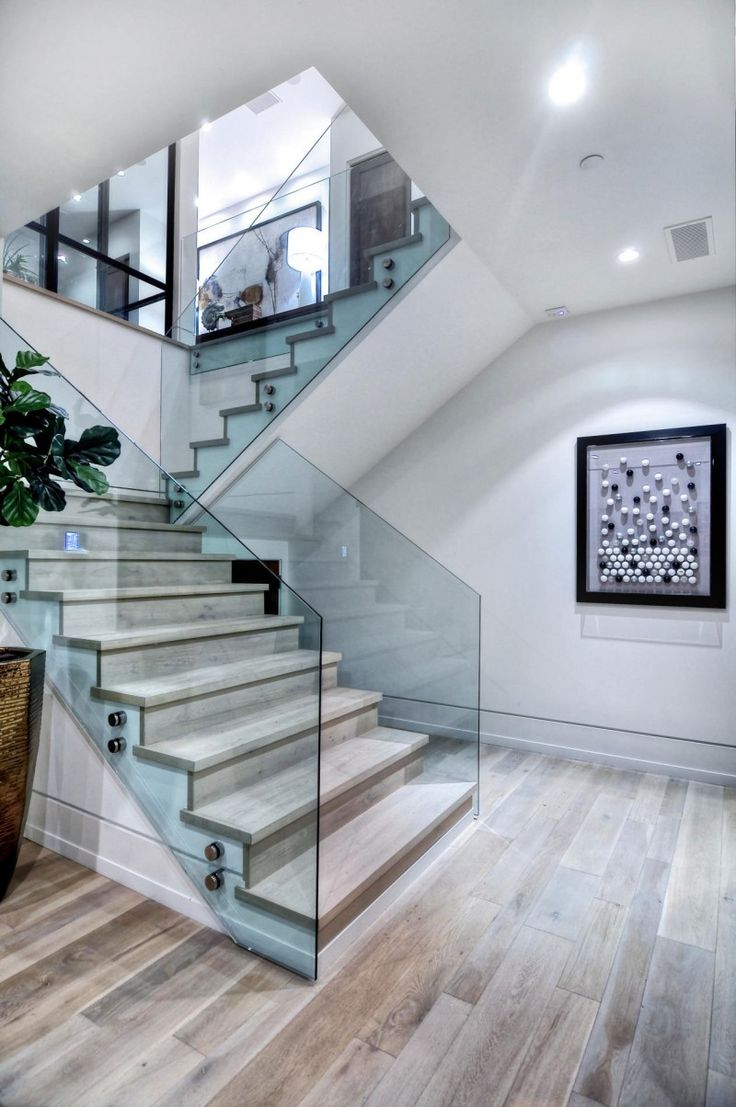 Galatea by Details A Design Firm. Glass RailingGlass StairsMarble ...