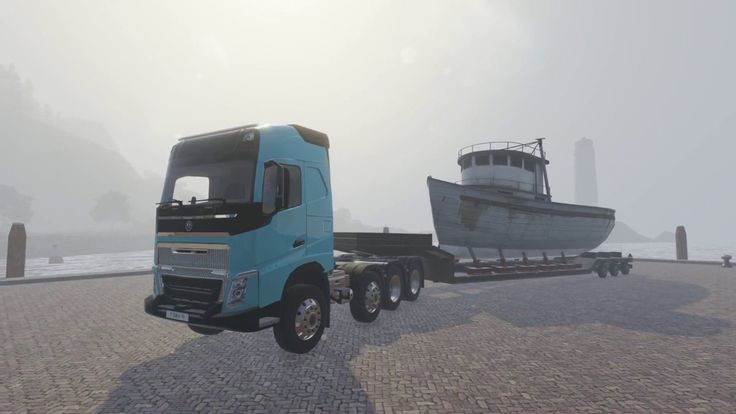Truck Driver – Feature Showcase: Characters Video In episode 1 of this mini seri…