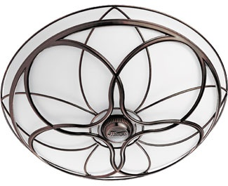 bathroom fan and light in one