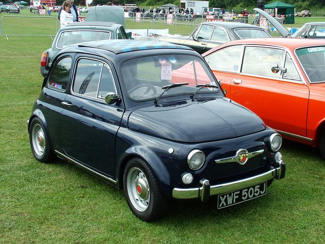 1000 Images About Fiat Abarth 595 On Pinterest Fiat