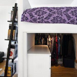 Compact living på 27-kvadrat - Hemma hos rebahr på StyleRoom.se