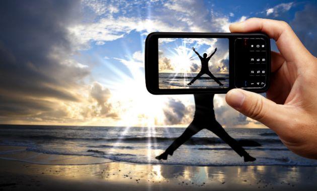 Trik Jitu Cara Fotografi dengan Kamera Hp Android