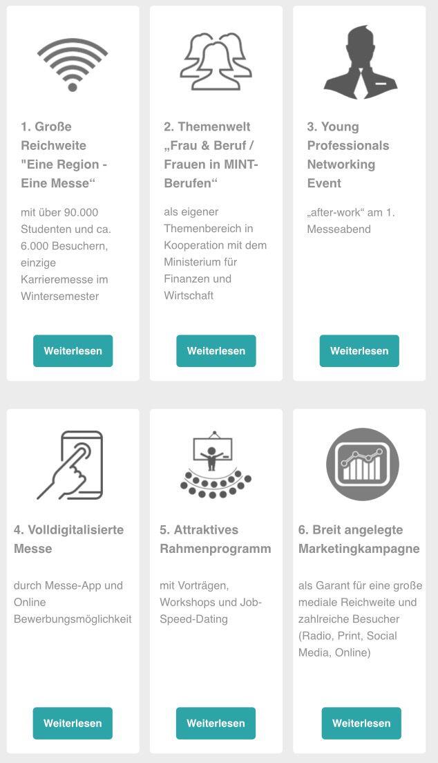 Die Highlights auf der Jobunication - Karrieremesse Rhein-Neckar 2016