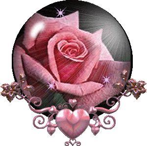 Hi5 and Myspace Glitter Graphics: Flowers, Roses topglittergraphics.com
