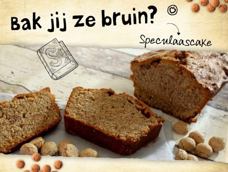 Recept voor speculaascake