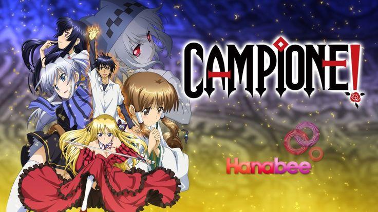 Campione! Free Download Link: http://www.directdownloadstuffs.com/campione-anime-episodes-direct-links/