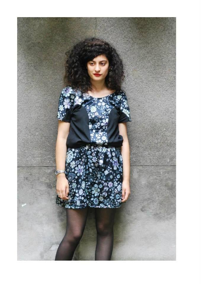 >>> Top et jupe disponibles sur: www.bloodymarie.fr
