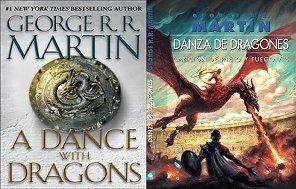 Danza de Dragones (A Dance with Dragons)  Libro 5   Canción de Hielo y Fuego