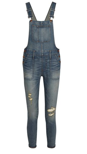 Try spring's must-have trend with these 13 cool, tailored overalls.