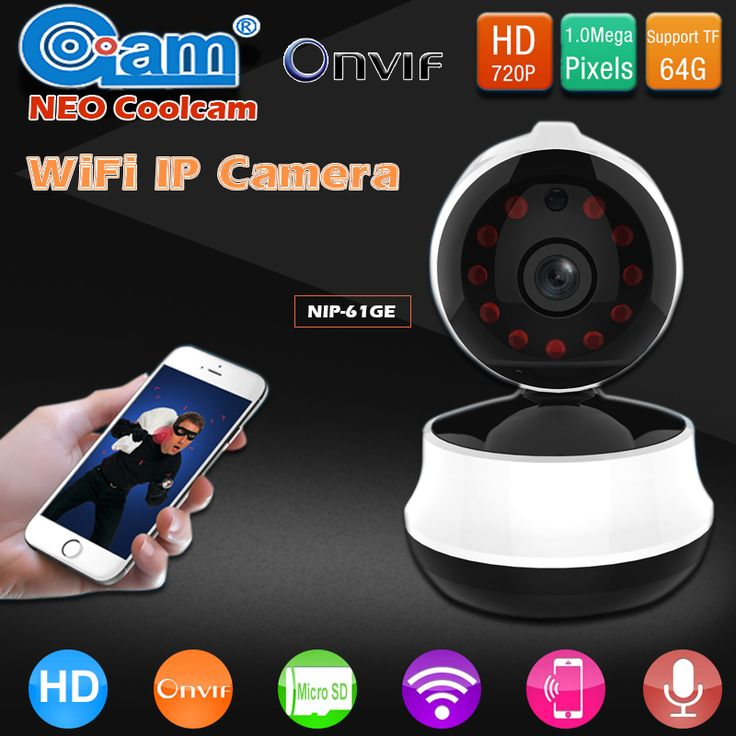 NEO Coolcam Home Security IP Camera Wireless IP Camera Surveillance Camera Wifi 720P Night Vision CCTV Camera Baby Monitor