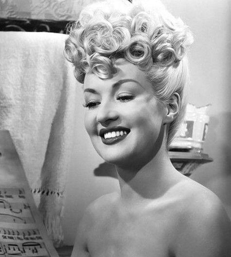 108 Best 50s Hair Images On Pinterest