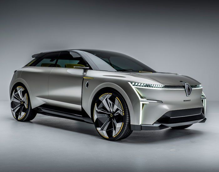 Renault Morphoz Previews Possibilities Of Shared Electric Mobility Beyond 2025 In 2020 Renault Concept Car Design Concept Cars