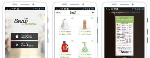New Groupon Snap App Saves Money in Your Favorite Supermarket - Techlicious