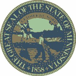 "Minnesota State Motto - ""L'Etoile du nord"" (translation: ""Star of the North"")"
