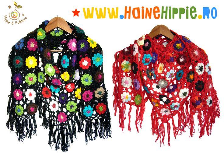 Saluri minunate crosetate manual de la Haine Hippie..:)  ✿ http://www.hainehippie.ro/55-noutati ✿ ✿ Transport GRATIS la 2 hainute comandate ✿ ✿ Livrare in tara in 24h ✿  #hainehippie #magazinhippie #salcrosetat