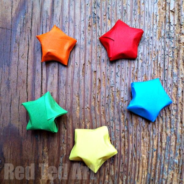 1000 ideas about origami lucky star on pinterest for How to make lucky paper stars
