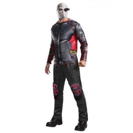 Disfraz de Deadshot para Hombre #Escuadrón #Suicida