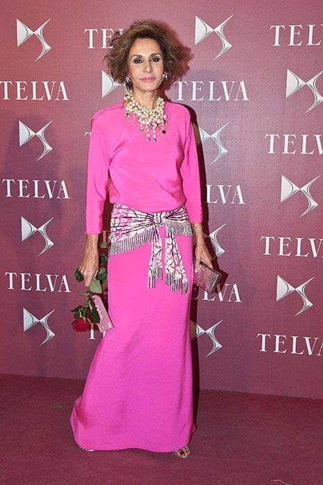 Photocall De Los Premios TELVA Moda 2014   TELVA