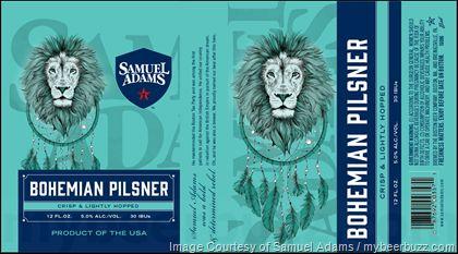 mybeerbuzz.com - Bringing Good Beers & Good People Together...: Samuel Adams Adding Bohemian Pilsner 12oz Cans