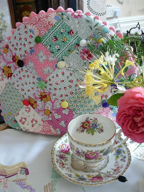 Cute tea cozy