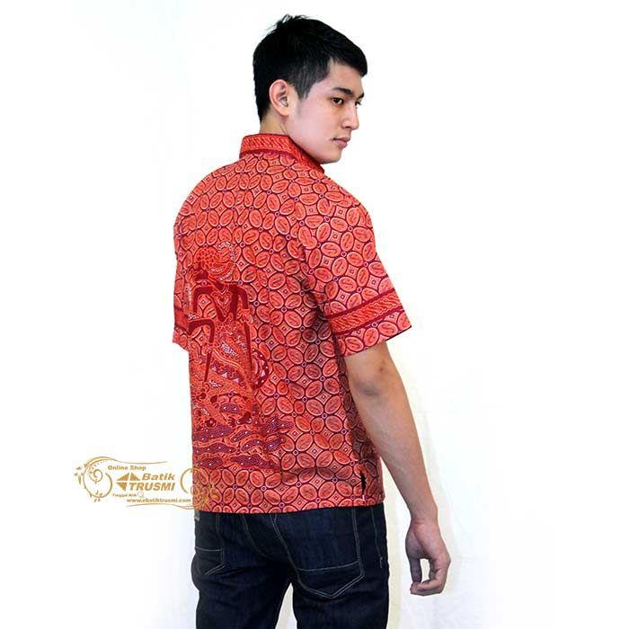 eBatik Hem Batik Trusmi NG Orange