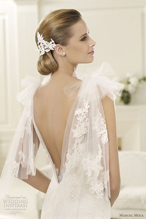 17 Best images about Wedding Dress Noblesse on Pinterest | Kate ...
