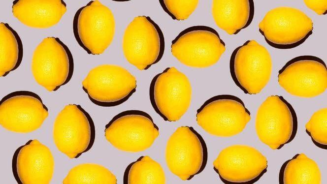 Lamsschenkels met borlotti bonen en citroen
