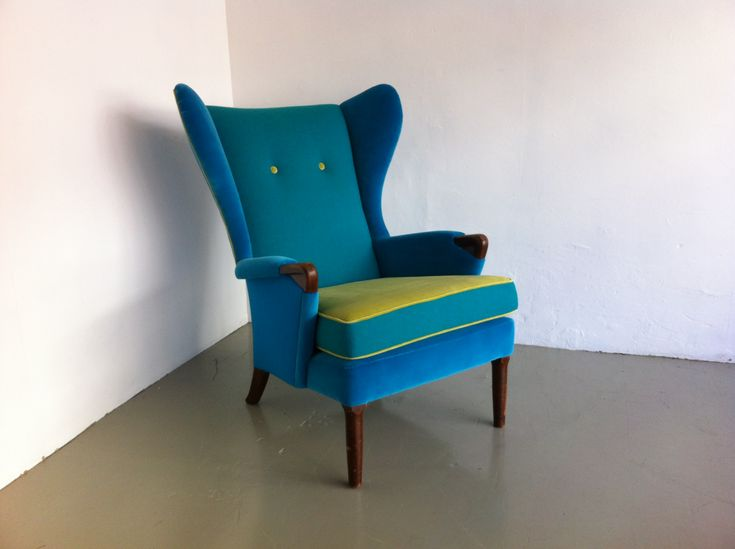 Rosalind-chair modern take on a Parker Knoll