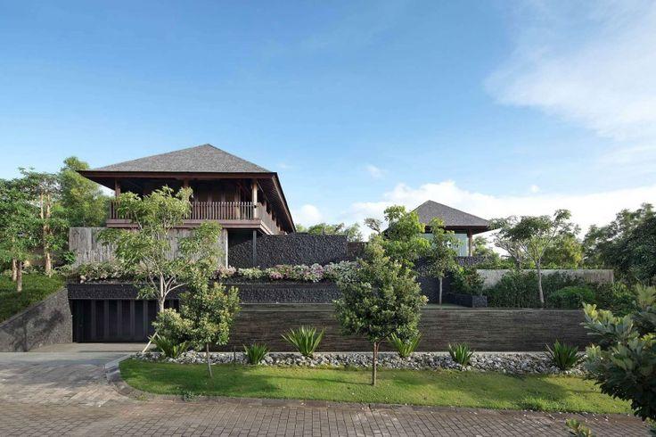 Villa Pecatu is a home designed by Wahana Cipta Selaras. It is located in Pecatu, Indonesia.