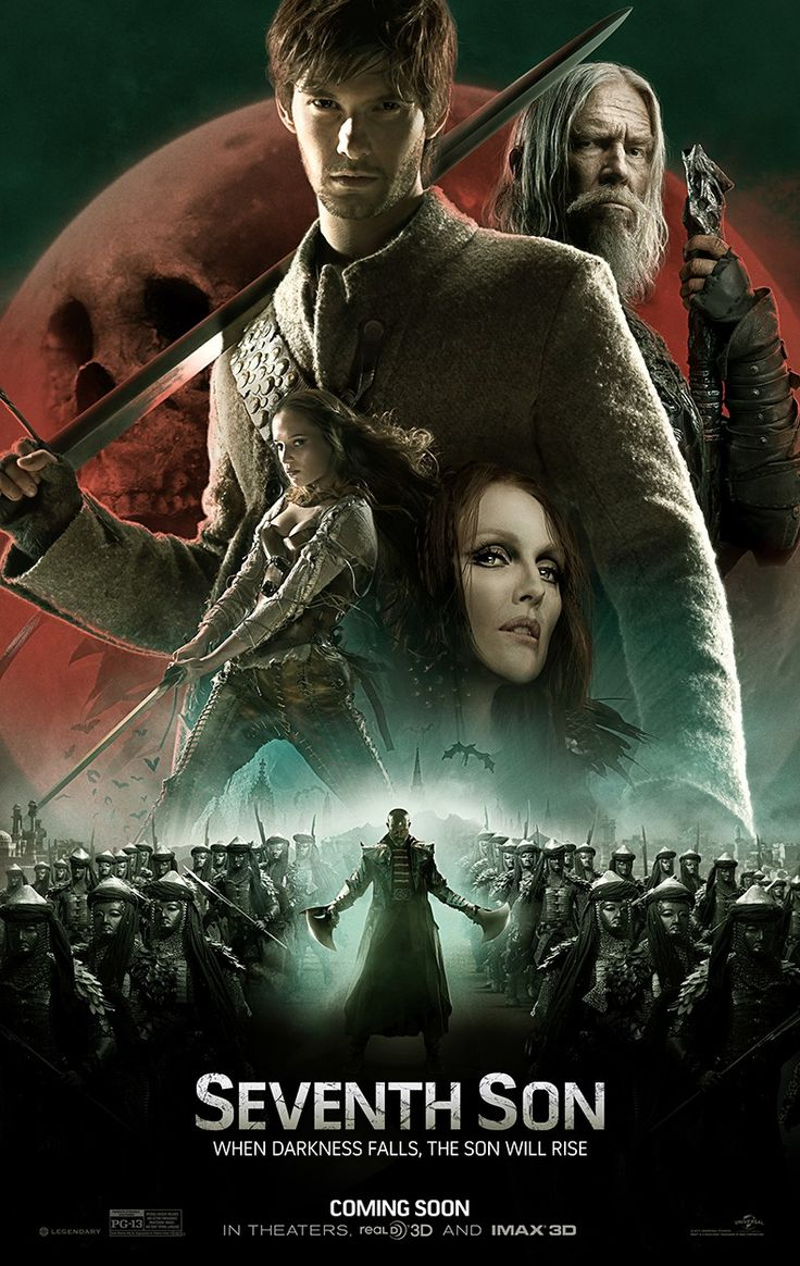Seventh Son- I don't know why, but I want to see this movie.: