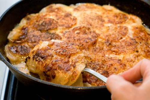 How To Make Turnip Gratin