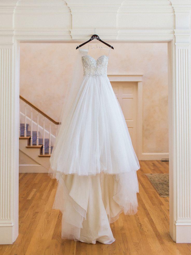 Fairy Tale Palo Alto Wedding at the Four Seasons Silicon Valley, CA  Princess wedding dress!  Photographer- Apollo Fotografie