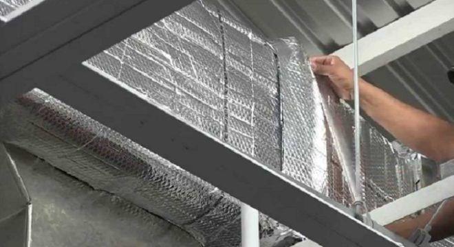 Method Statement For Hvac Ductwork Insulation And Acoustic Lining Duct Work Hvac Ductwork Hvac