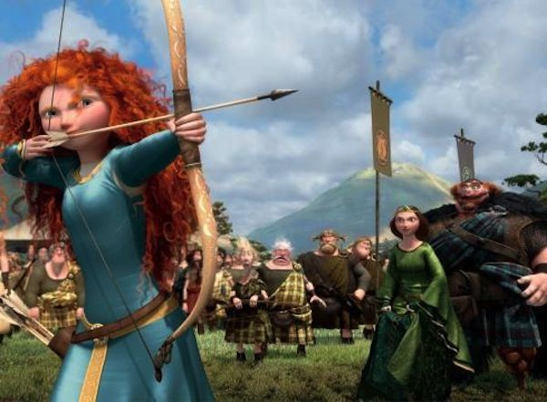 Brave: Film Review